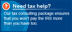 Tax consulting package